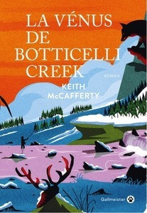 La Vénus de Botticelli Creek - Keith McCafferty